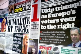 Selective Leaking: BBC knocks down its own UKIP Aunt Sally