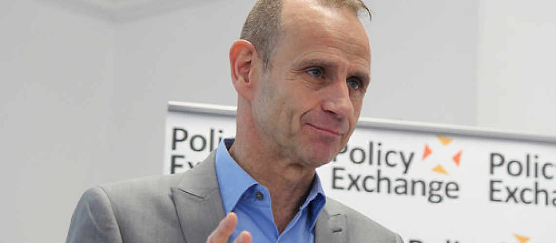 Evan Davis: helping to spread the pro-EU message?