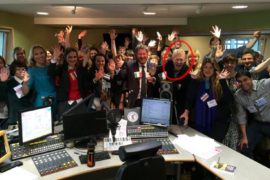 Jeremy Vine presides over EU love-in