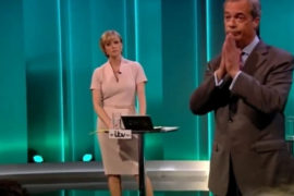 Kathy Gyngell: Farage is no racist despite ITV's bid to load the dice against him