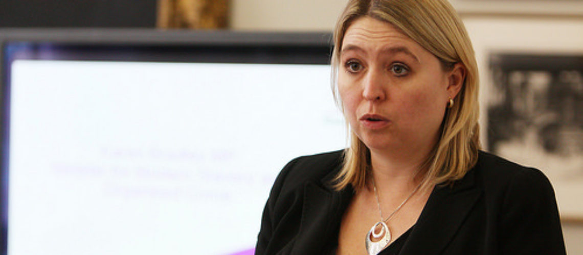 Can new Culture Secretary Karen Bradley Sort Out BBC Bias?