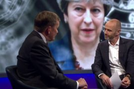 Evan Davis cranks up BBC anti-Brexit rhetoric