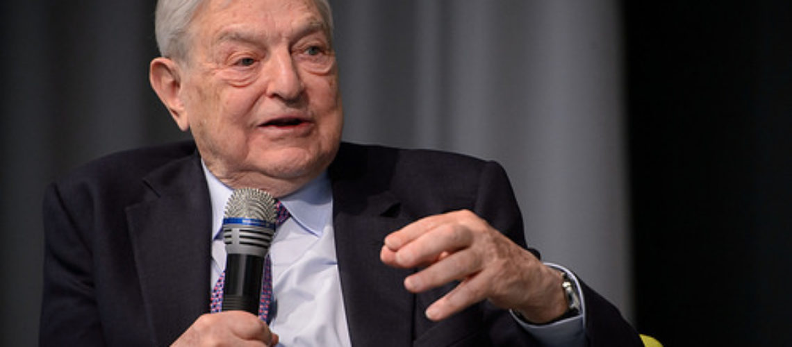 Soros and the BBC attack News-watch reports