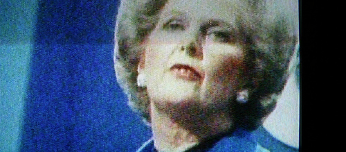 Now the BBC's official historian joins the vendetta against the Iron Lady