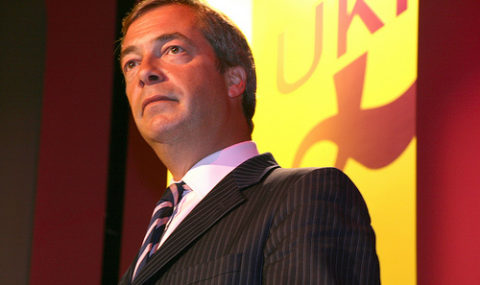 Don't rewrite history – we voted Leave because of Farage and mass immigration 26/07/2016