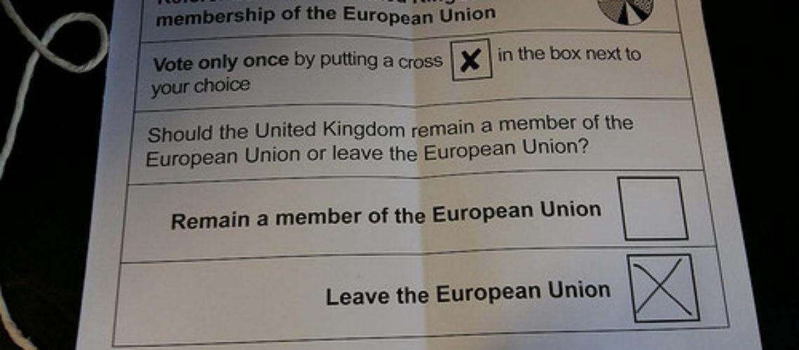 Referendum Blog: June 27