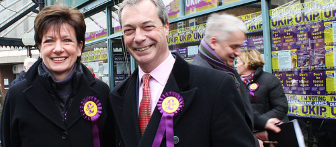 BBC comedy 'spoof' about Farage sounds alarm bells