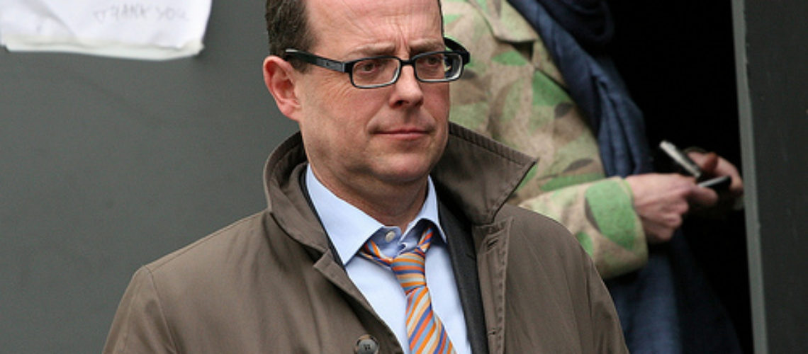 Nick Robinson wheels out usual BBC defences against EU coverage bias claims