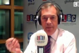 Farage demands BBC apology for 'blood on hands' race hate claims