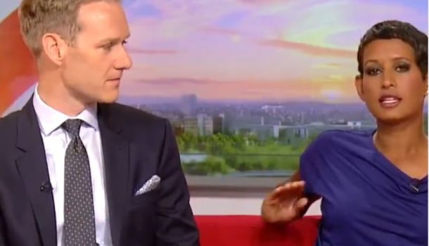 BBC censures presenters – but not very much